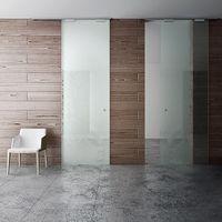 Фурнитура для стеклянных раздвижных дверей Vetro 40